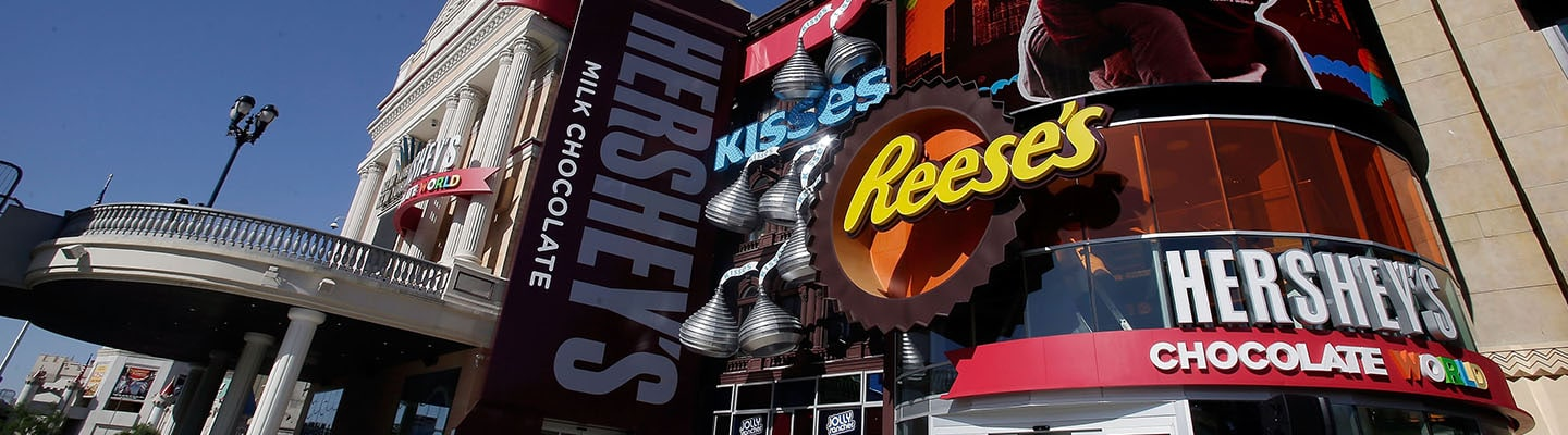A Hasty History of Hershey's